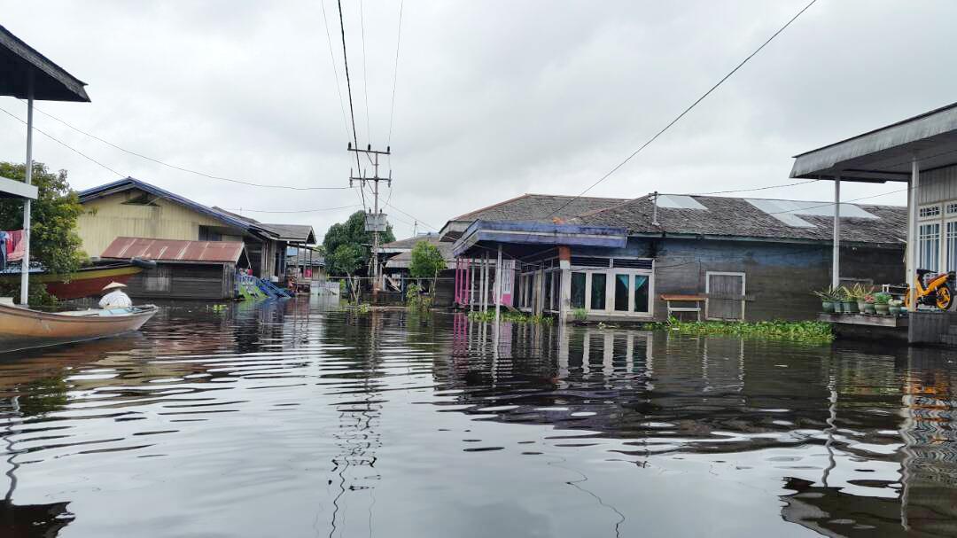 Banjir hulu mahakam2